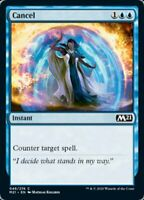 MTG x4 Cancel Core Set 2021 Common NM/M Magic the Gathering