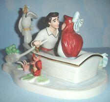 Lenox Disney MOONLIGHT KISS Little Mermaid Figurine Ariel & Prince Eric New