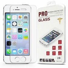 "IPHONE "" 7 "" UK NEW MODEL - 100% Genuine PRO Tempered Glass Screen Protector"