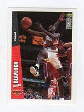 figurina - BASKET PALLACANESTRO UPPER DECK 1996 - numero 99 BLAYLOCK