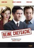 REINE CHEFSACHE DVD MIT DENNIS QUAID KOMÖDIE NEU