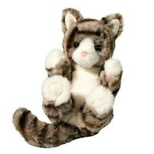 Douglas Cuddle Toys Cat Kitten - Lil Handful 15cm Soft Plush Stuffed Toy