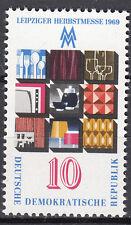 DDR 1969 Mi. Nr. 1494 Postfrisch ** MNH