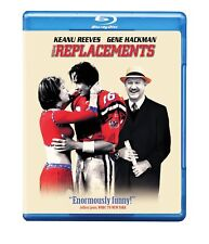 The Replacements (Keanu Reeves Gene Hackman) Blu-ray Reg B