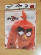 Rucksack Turnbeutel Drawstring Bag Angry Birds 2 (OVP)