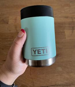 YETI Rambler Colster 12oz Can Insulator Stainless Steel Beer Cooler Koozie