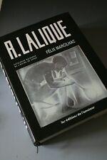 R. LALIQUE , FELIX MARCILHAC