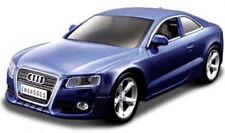 AUDI A5 1:32 Car Metal Model Die Cast Models Diecast Miniature Blue