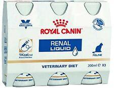 Renal Liquid Feline (200ml x 3), Premium Seller, Fast Dispatch