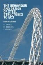 THE BEHAVIOUR AND DESIGN OF STEEL STRUCTURES TO E - NEW PAPERBACK BOOK