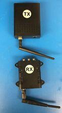 Planet Security 5.8GHZ 16CH AV Wireless Transmitter & Receiver Set RX/TX58