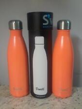 Swell Insulated Stainless Steel Water Bottle 17 oz BIRD OF PARADISE LOT OF 2