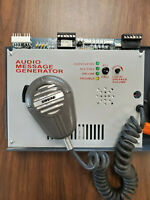 Notifier Fire Alarm XPIQ-AIB4 Audio Input Voice