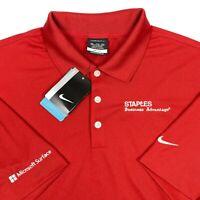 Nike Mens Dri Fit Advantage Tennis Polo Shirt 425009-101