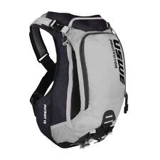 USWE Protektor-Rucksack Patriot 15 schwarz/grau ohne Trinkblase, schwarz/grau