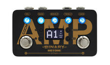 Hotone BAP1 Binary Amp Amplifier Simulator Guitar Effects Pedal BAP-1