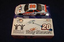 TONY STEWART 1999 ACTION NASCAR 1:24 HABITAT FOR HUMANITY (VN34)