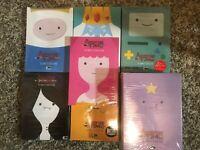 Adventure Time TV Series Complete Season 1-7 (1 2 3 4 5 6 & 7) NEW DVD SET