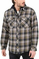 Boston Traders Men's Shirt Jacket, green  L, worm clothing NEW Free shippin