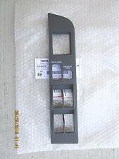 90 - 95 TOYOTA 4RUNNER MASTER POWER WINDOW SWITCH BEZEL TRIM GRAY BRAND NEW