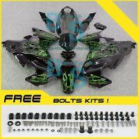 Aftermarket Fairing for Suzuki Katana GSX750F 98-06 GSX600F tank pad S33 lu-G