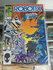 Robotix #1 -1996 -Marvel comic books