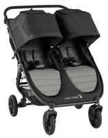 Baby Jogger City Mini GT2 Twin Baby Double Stroller Slate NEW 2020