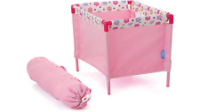 Orig. Hauck TOYS FOR KIDS >>> Puppen-Reisebett Play Yard, Spring Pink <<<