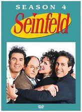 DVD: SEINFELD - SEASON 4 - COMEDY - Brand New Sealed free shipping