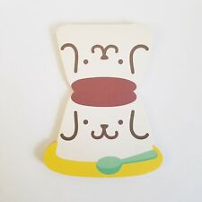 Vintage 2000 - Sanrio Pompompurin Food Jello Stationery Note Pad