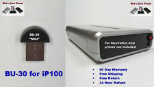 """New Canon BU-30 Compatible Bluetooth Adapter """"Mini"""" for Canon iP100 60 Day Wrnty"""