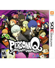 Persona Q: Shadow of the Labyrinth (Nintendo 3DS, 2014)