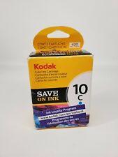 Kodak 8946501 10C Original Ink Cartridge Inkjet 420 Pages Color 1 Each sealed