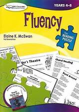 Fluency, The Reading Puzzle,  Years 4-8