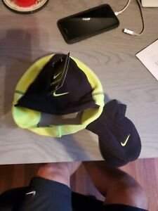 Nike Baby Hat and Booties 2 Piece Set 12 to 24 Months