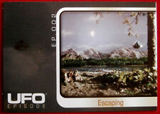 UFO - Individual Card from Base Set, Cards Inc #026 Computer Affair - Escaping