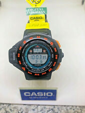 Rare vintage Casio cpw200 Digital compass 1030 Japan made watch cpw-200 NOS