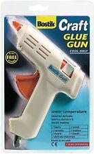 More details for bostik craft glue gun cool melt ideal for kids, low temperature melt.