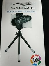 Mobile Phone Telescope Lens Mobile Phone powerful zoom for android iPhone phones