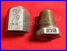 """Safe-Line Clamp For 3/8"""" Wire Rope Cable Fitting Plain Finish"""