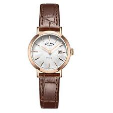 Rotary Ladies Rose Gold Plated Strap Watch LS05304/02 RRP £119.00  Price £94.95