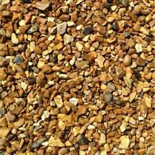Decorative Aggregate Golden Gravel Chippings 20mm 25kg Bag