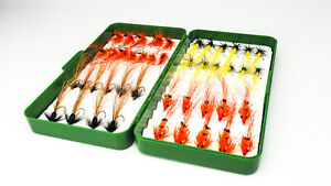 LARGE SELECTION OF VERY GOOD QUALITY ASSORTED SALMON FLIES
