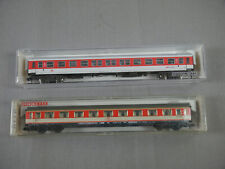 Fleischmann 8117K 8118 Passenger Car Sleeper Car Piccolo N Gauge (K17) 6
