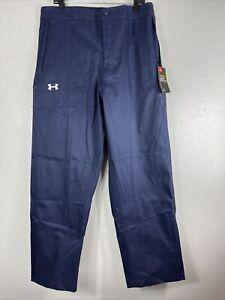 Under Armour UA Storm ColdGear Storm Pants 1248595 Blue Men's Sz X-Large XL NWT