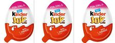 New Kinder Joy with Surprise Eggs in Toy & Chocolate For Girls - 3 x Eggs India