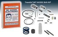 .TRANSGO SK AXODE AX4S TRANSMISSION SHIFT KIT 1991 & UP 86165E