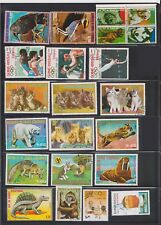 (Q29-9) 1980-90s Guinea Bissau mix of 47 stamps value to 350p (I)