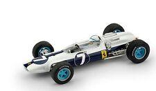 BRUMM R291CH FERRARI 158 F1 model car w John Surtees figure Mexico GP 1964 1:43