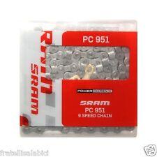 CADENA / CADENA / CADENAS SRAM PC 951 9V